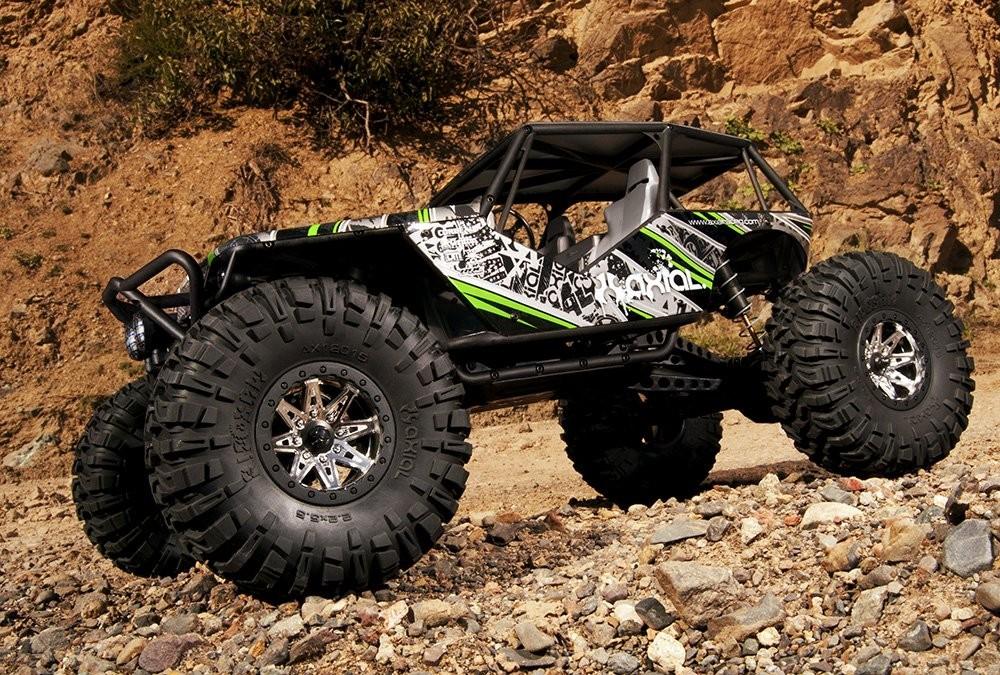 RC Axial Wraith Rock Crawler