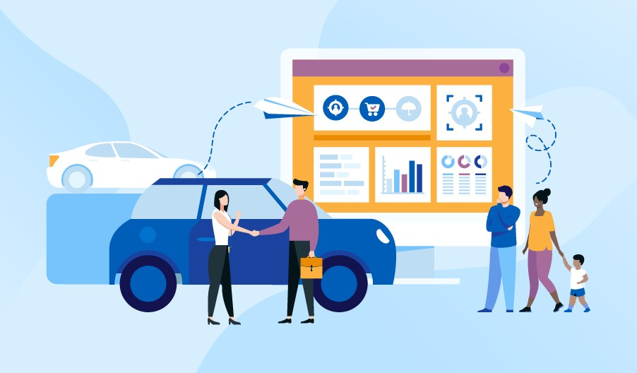 Automotive CRM Software – Putting Your Company on the right track